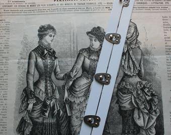 Corset busk 30,5 cm long for overbust corset historical or modern