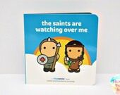 The Saints Are Watching Over Me Board Book