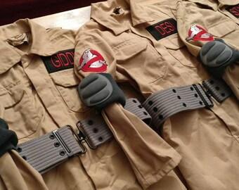 Kids Ghostbuster Uniform / Flightsuit - Custom Made