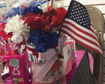 Star Spangled Bouquet