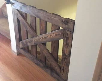 custom barn door baby gatepet gate