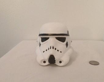 Storm Trooper Head not Starwars