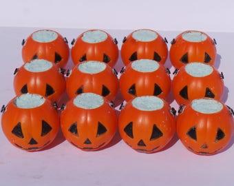 Halloween Bubbling Pumpkin Bath Bomb