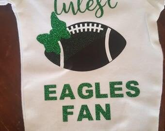 Custom Designed Sports Fan Onesie