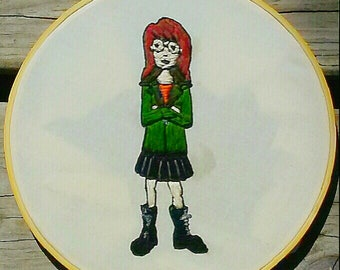 Daria Embroidery