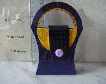 gift box for jewelry: mini handbag