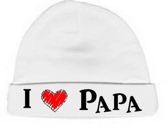 Beanie Baby white message I love Daddy