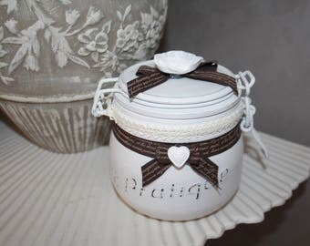 Old jar revisited deco item