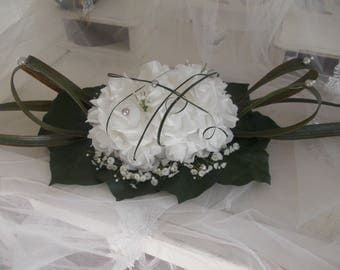 Center flower table wedding and all ceremony