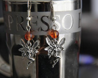 "Pair of earrings fantasy ""Fairies"""