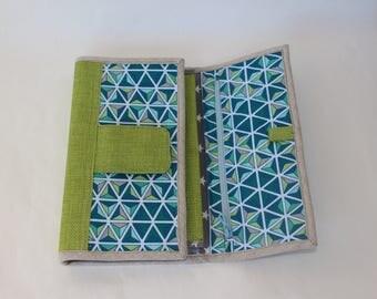 Companion: Wallet, wallet, checkbook, cards