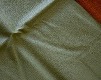 Fabric faux leather KHAKI 45 * 50cms