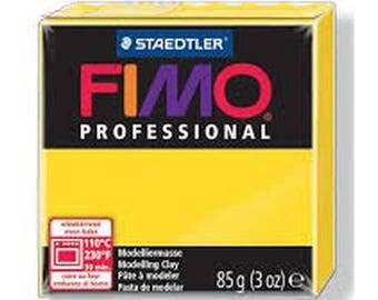 Fimo Pro lemon yellow