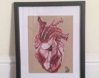 Prints~ Heart