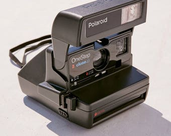 Polaroid onestep close up 600 film