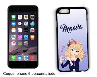 CASE hard IPHONE 6 / 6 S/7 custom