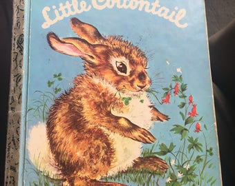 A Little Golden Book: Little Cottontail