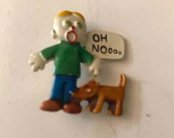 Oh No it's Mr Bill!! Pin