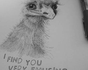 I Find You Very Emusing
