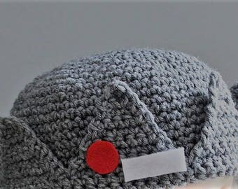Jughead Hat  (Whoopee Cap), any color, preemie to adult sizes, made to order. Jughead hat, Jughead,