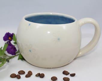 Ceramic Coffee Mug 12oz