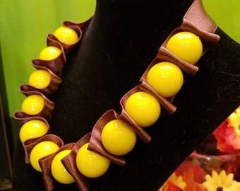 Handmade ladies necklace