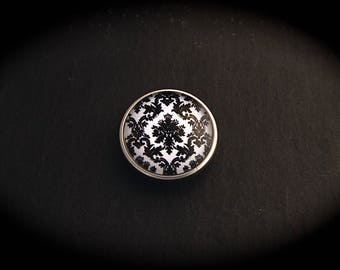 Cabochon 18mm for jewelry - Baroque fancy pressure