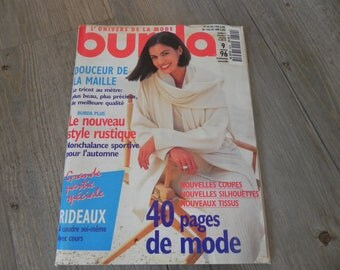 Magazine September 1996 BURDA