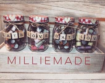 MillieMade Date Jar