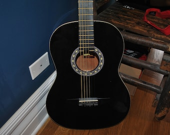 Throwback Acoustic Guitar