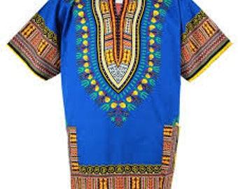 SHOPNANAGH AFRICAN DASHIKI