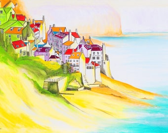 Robin Hoods Bay - Prints & Cards