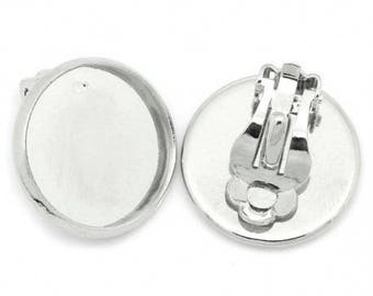 10 ear clip supports (16mm pr)