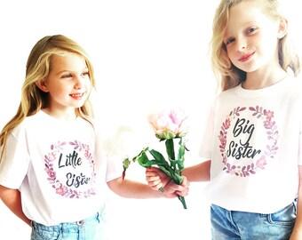 Big Sister, Little Sister T-Shirt