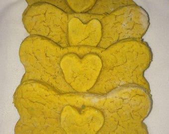 Organic Pumpkin Dog Biscuits