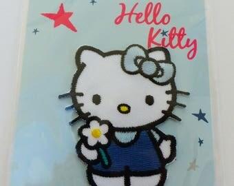 patch applique iron Hello Kitty badge emblem