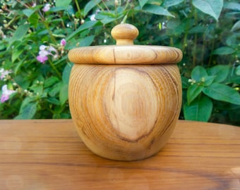 Black locust (false acacia) box