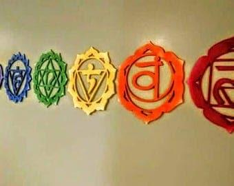 Full set chakra set(Hand made)