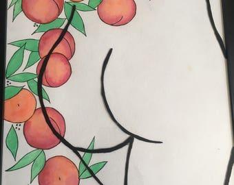 The Peach Butt