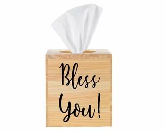 Bless You! Vinyl Decal Sticker