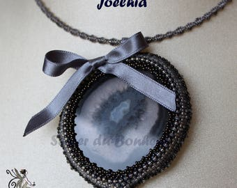 "Agate set ""Joelhia"""