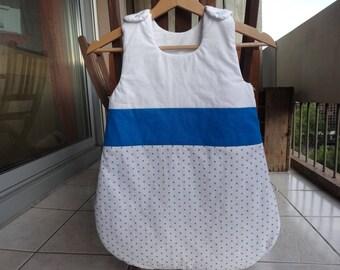 Sleeping bag / sleep Star Blue