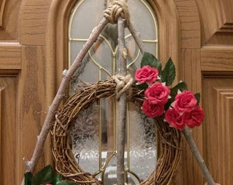 Hallowed Wizard Wreath *Free Shipping*