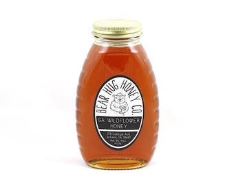 Georgia Wildflower Honey