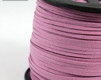 Cord 3 mm old rose x 5 meters