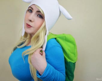 "Sufinkusu Cosplay Fionna Adventure Time 12x8"" Cosplay Print"