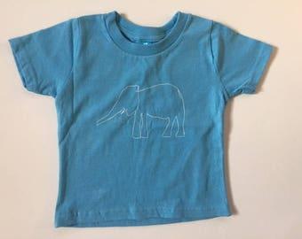Toddler Elephant shirt