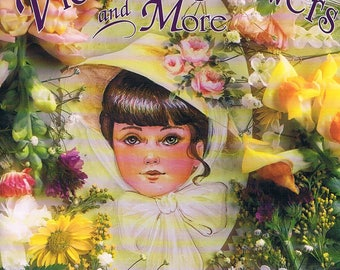 Victorian Flowers and More by Delane Lange
