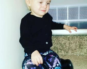 Galaxy Leggings / Baby / Toddler / Baby Clothes / Kids Clothes / Toddler Clothes / Baby Leggings / Toddler Leggings / Pants / Joggers