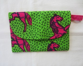 Pouch or makeup women's fashion accessory